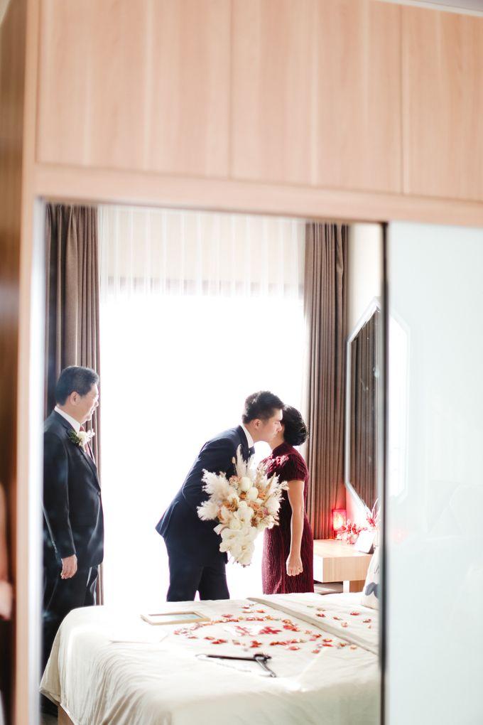 Edwin and Angela Putri by Hotel Indonesia Kempinski Jakarta - 039