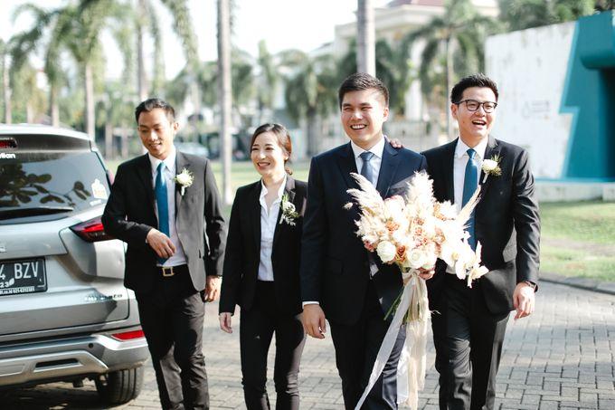 Edwin and Angela Putri by Hotel Indonesia Kempinski Jakarta - 041