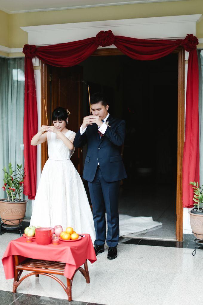 Edwin and Angela Putri by Hotel Indonesia Kempinski Jakarta - 043