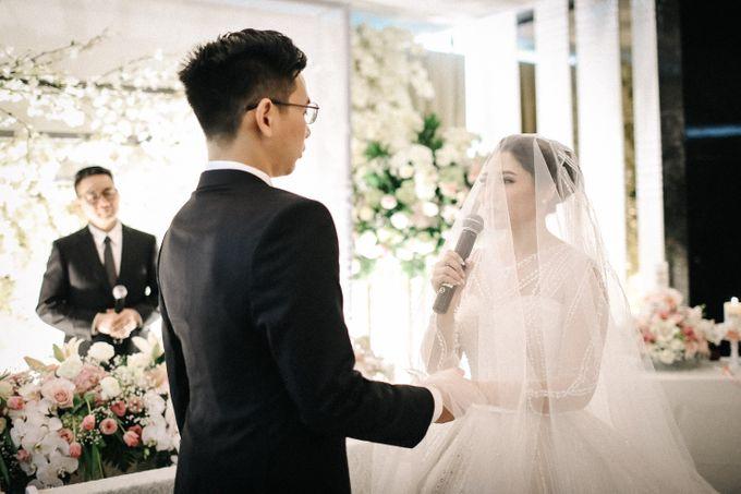 Holy Matrimony of Ezra & Eva by Soko Wiyanto - 003