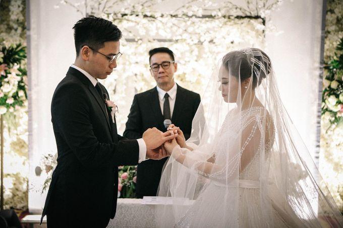 Holy Matrimony of Ezra & Eva by Soko Wiyanto - 005