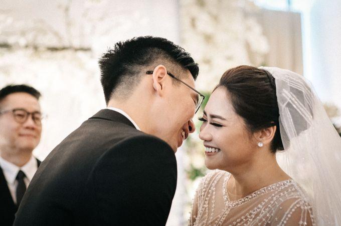 Holy Matrimony of Ezra & Eva by Soko Wiyanto - 009