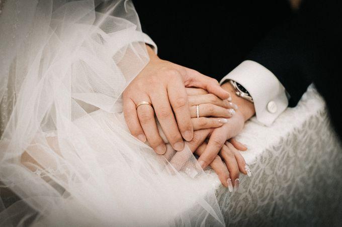 Holy Matrimony of Ezra & Eva by Soko Wiyanto - 012