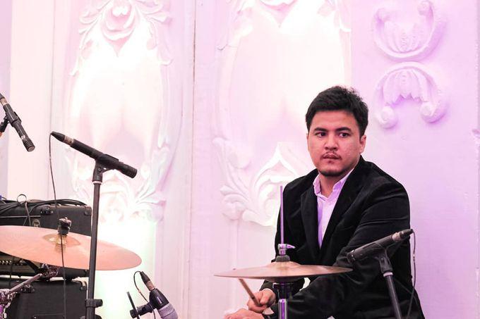 Tiara & Khairul Wedding by Barva Entertainment - 005