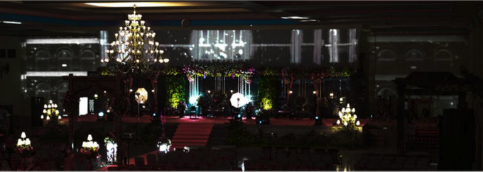 traditional Wedding Video Mapping by D n A Decoration - 002