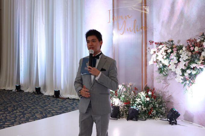 MC Wedding Intimate at Sheraton Gandaria Jakarta by Anthony Stevven by Anthony Stevven - 012