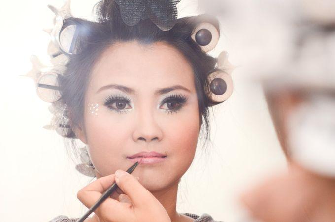 wedding day by Xin-Ai Bride - 017