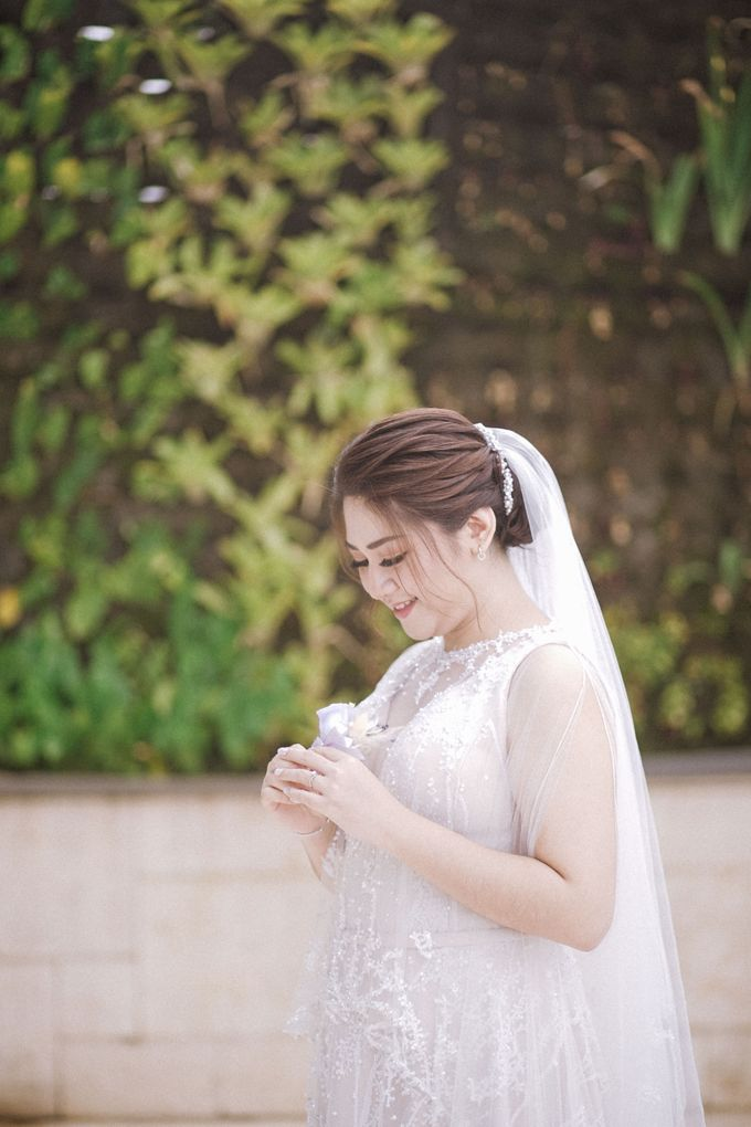 Erik & Della Wedding Day by Filia Pictures - 011