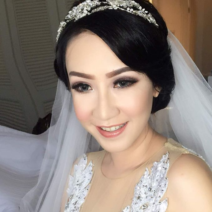 Make Up For Wedding by Lis Make Up - 018