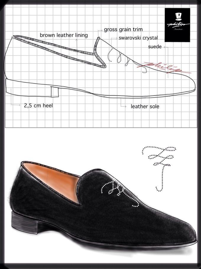 Shoe Design by Philip Formalwear - 006