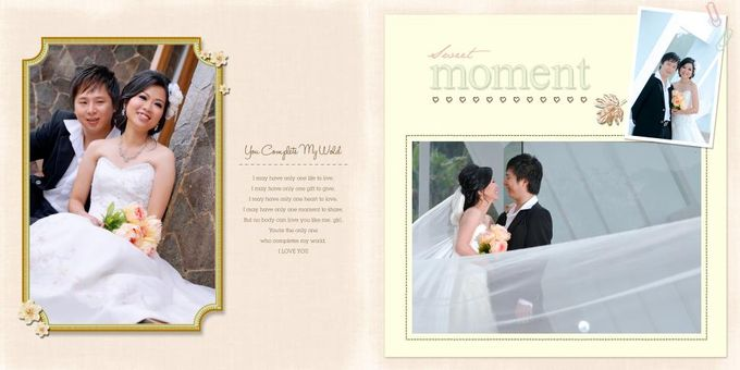 Sweet Moment Agus & Viana by Chungs Video Production - 002