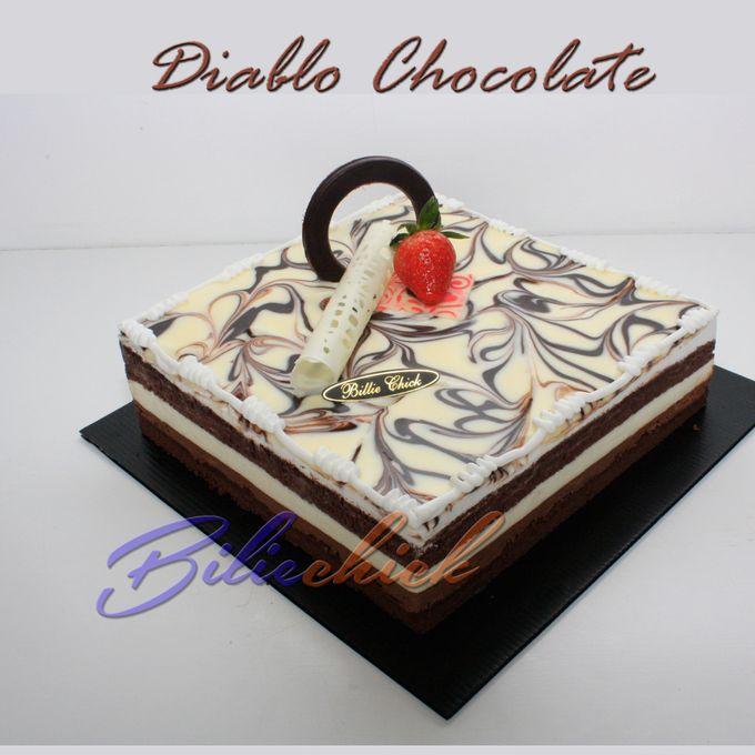 CAKE BOX For wedding cake by Billiechick Indonesia - 003