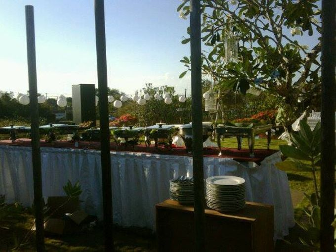 Wedding Buffet by RG Bali Catering Services - 002