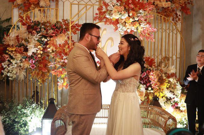 MC Wedding Intimate at Blue Jasmine Jakarta - Anthony Stevven by Anthony Stevven - 018