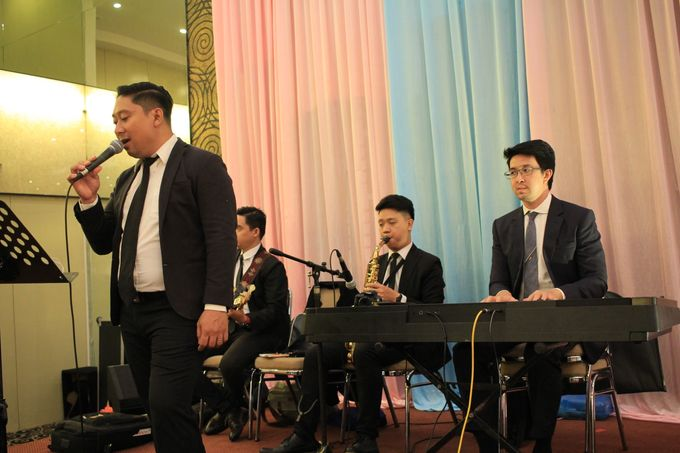 MC Wedding Prisma Ballroom Jakarta - Anthony Stevven by KEYS Entertainment - 006