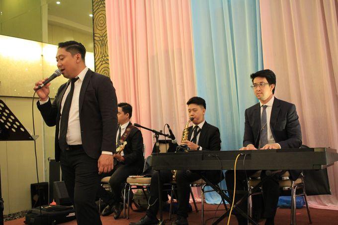 MC Wedding Prisma Ballroom Jakarta - Anthony Stevven by Tracy Bridal House - 006