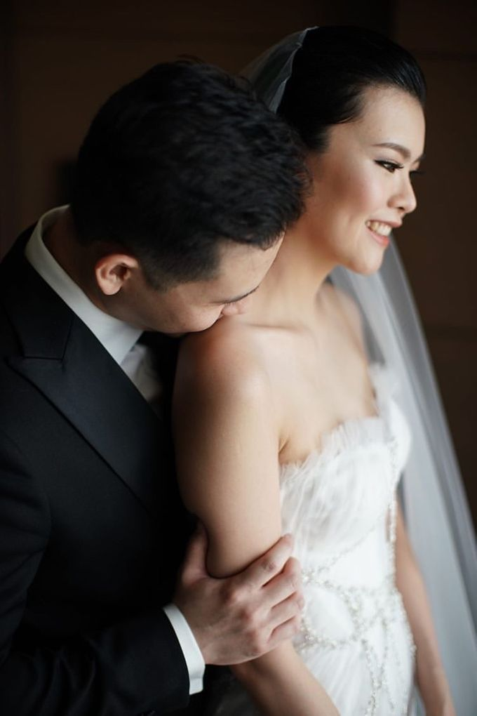 The Wedding Andrew & Caroline by Priscilla Myrna - 006