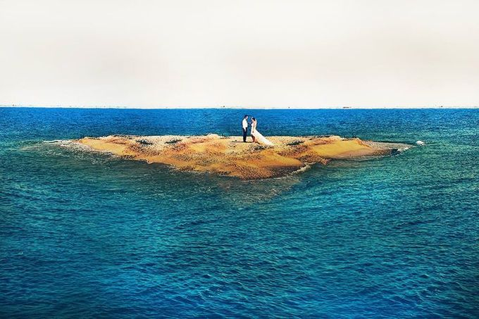 ISLAND HOPING | PreWedding | Nando + Yuyun | by YSD by YSD Photography - 012