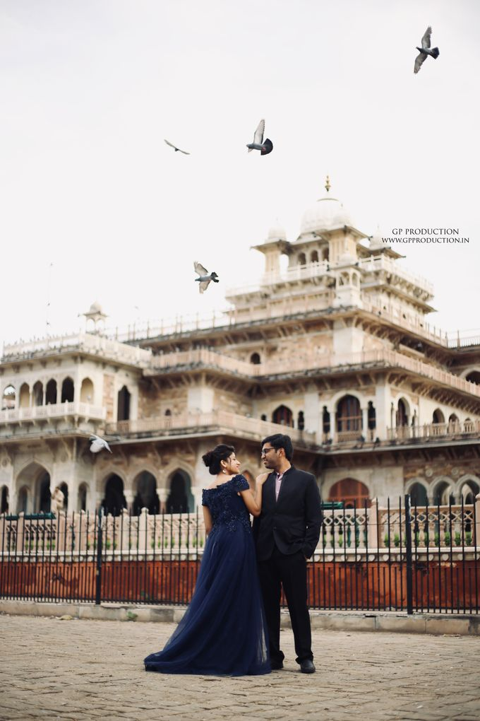 Pre Wedding Shoot by GP PRODUCTION - 023