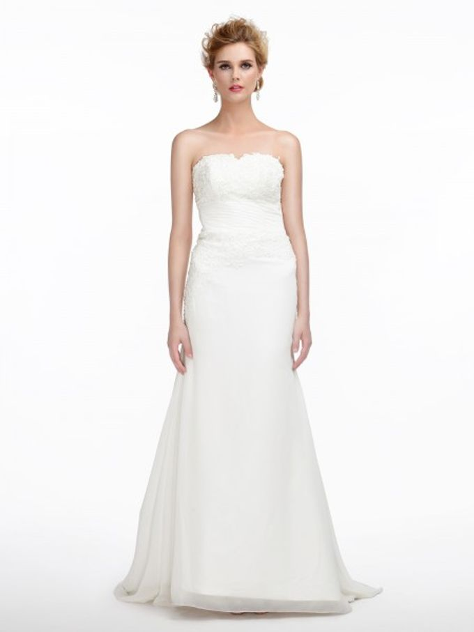 Brides Gown by AWEI Bridal - 004