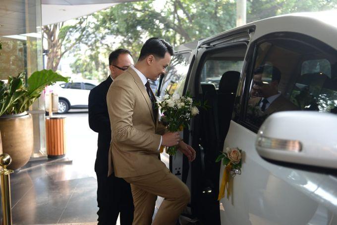 Wedding story of Zulvan n Yoe Chien by sapphire wedding car - 003
