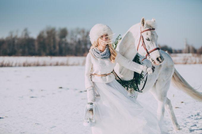 Wedding In Gzhel Style by Marina Nazarova Photographer - 026