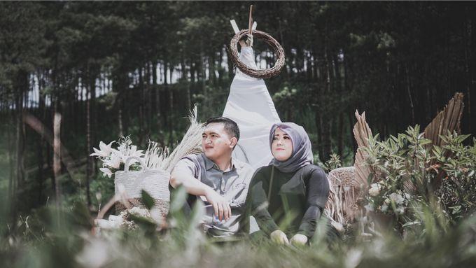 Prewedding Zahra & Zaki by Curva Studios - 005