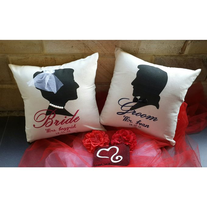 Wedding Pillow by Sweetlovecollection - 010