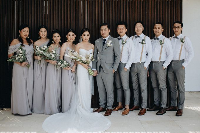 The Wedding of Glenys & Erick by Bali Eve Wedding & Event Planner - 015