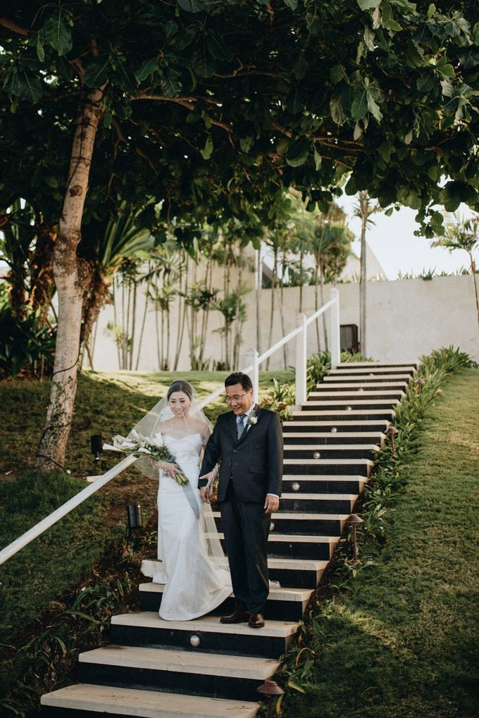 The Wedding of Glenys & Erick by Bali Eve Wedding & Event Planner - 019