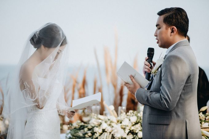 The Wedding of Glenys & Erick by Bali Eve Wedding & Event Planner - 021