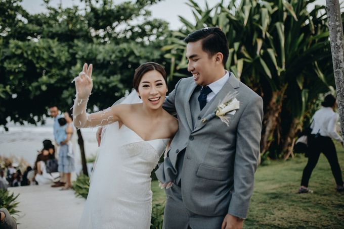 The Wedding of Glenys & Erick by Bali Eve Wedding & Event Planner - 029