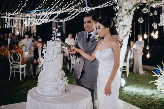 The Wedding of Glenys & Erick by Bali Eve Wedding & Event Planner - 041