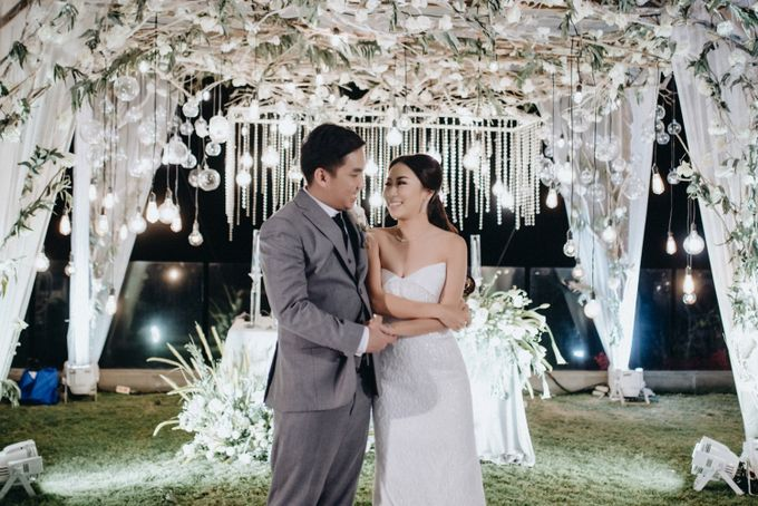 The Wedding of Glenys & Erick by Bali Eve Wedding & Event Planner - 042