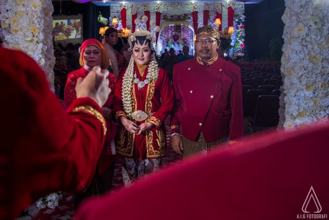 Wedding Moment Of Anin And Imam by AIG FOTOGRAFI - 002