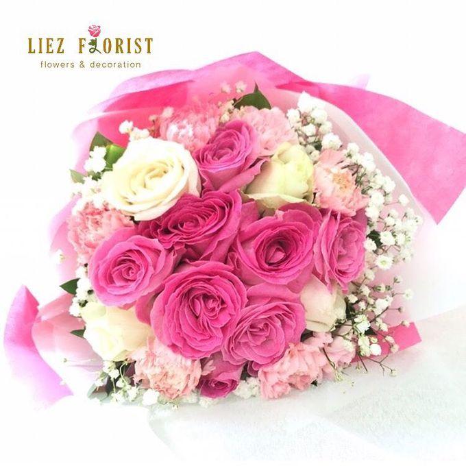 Valentine Bouquets by Liez Florist & Decoration - 005
