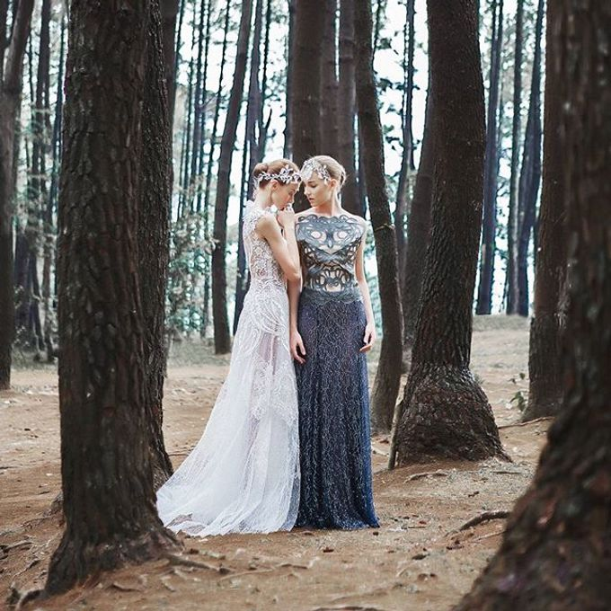 Premium Wedding Gown Design by Tracy Bridal House - 008