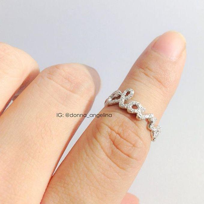 Name & Initial by DA Jewelry - 002