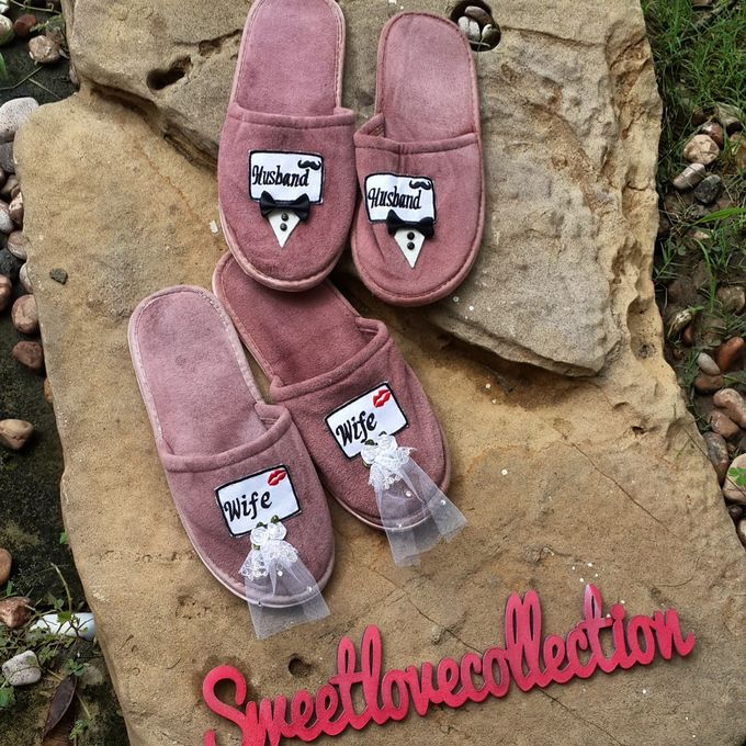 Wedding Slippers by Sweetlovecollection - 020