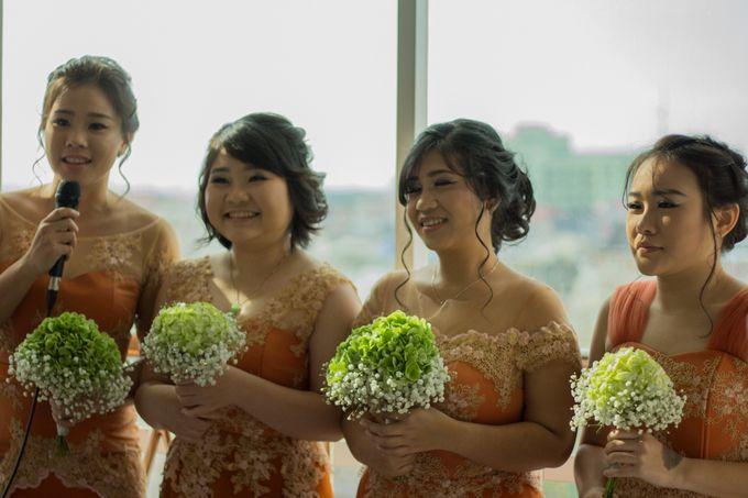 Wedding Andrianto & Melisa by Red Hat Organizer - 038