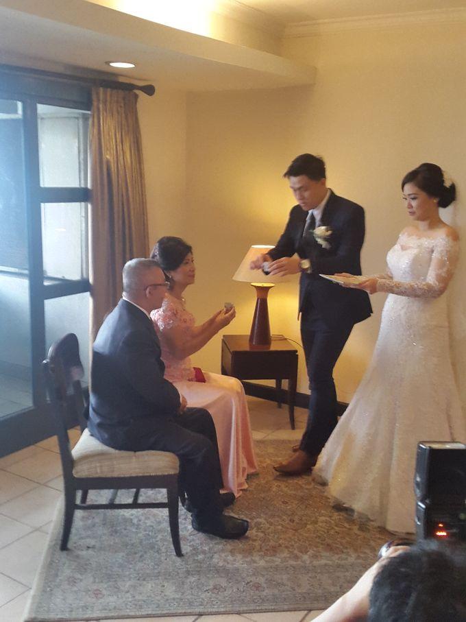 The Wedding Denny Oswaldo & Lusiana Tanudjaja by Red Hat Organizer - 016