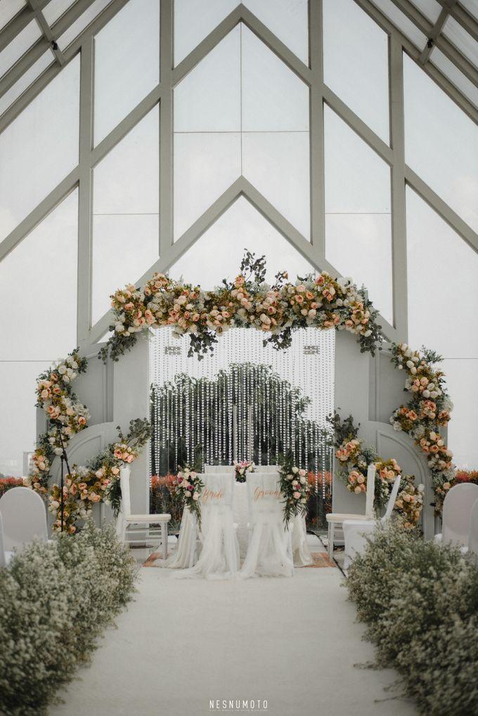 Widy & Ano Wedding Decoration by Valentine Wedding Decoration - 002