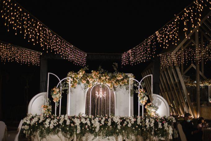Widy & Ano Wedding Decoration by Valentine Wedding Decoration - 013