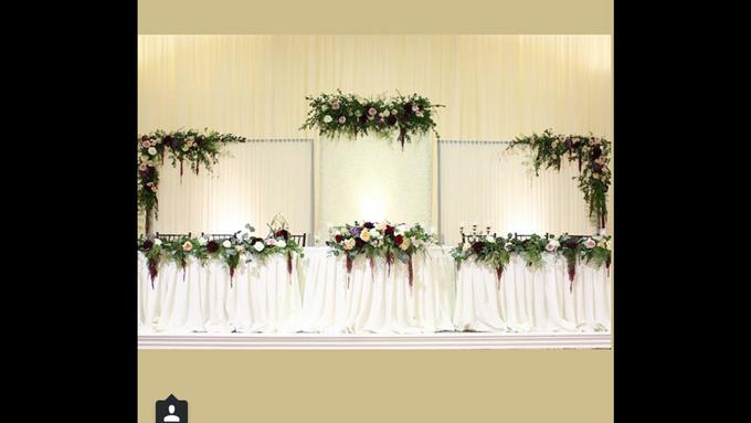 Romantic Wedding by Esmae Event Floral Design - 001