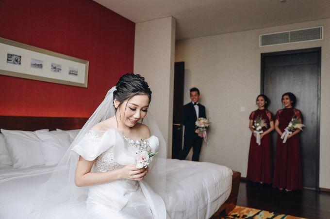 William & Selvi Wedding at Hilton Hotel by PRIDE Organizer - 007