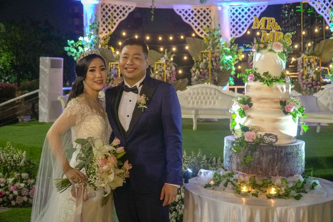 Wedding Day of Eka & Devi by D'banquet Pantai Mutiara - 001