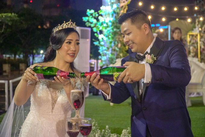 Wedding Day of Eka & Devi by D'banquet Pantai Mutiara - 003