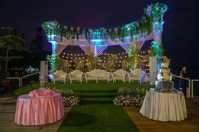 Wedding Day of Eka & Devi by D'banquet Pantai Mutiara - 006