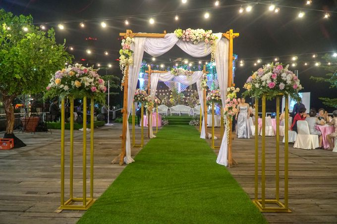 Wedding Day of Eka & Devi by D'banquet Pantai Mutiara - 007