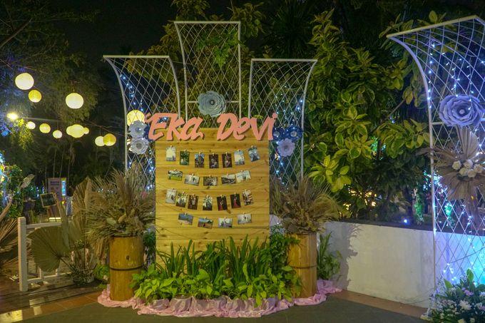 Wedding Day of Eka & Devi by D'banquet Pantai Mutiara - 009